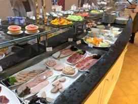 Grand Resort Bad Ragaz - Frühstück im Olives d'Or