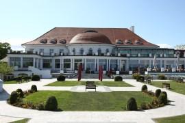 ATLANTIC Grand Hotel Travemünde Außenansicht - (c) Felix Faller