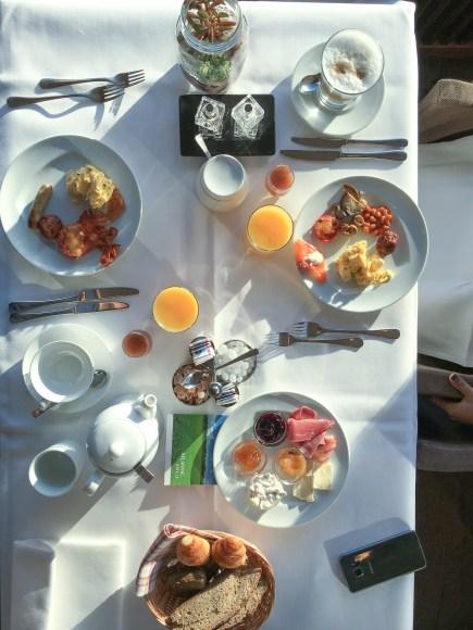 ATLANTIC Grand Hotel Travemünde - Restaurant Frühstück