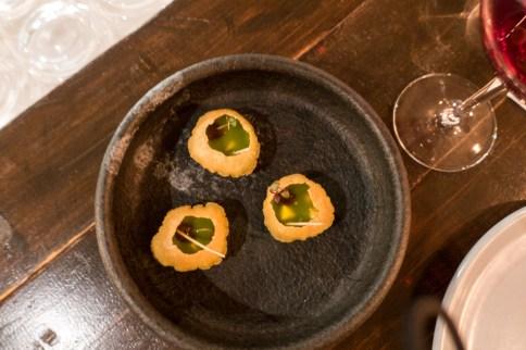 Auckland Cassia Restaurant - Pani Puri