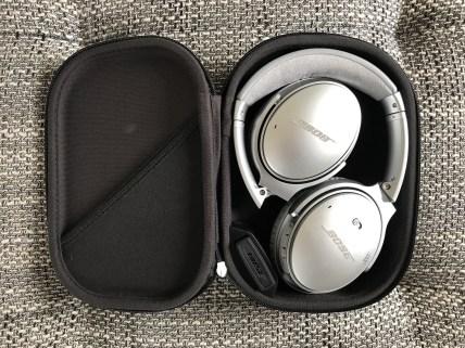 Bose QuietComfort 35 - Reiseetui