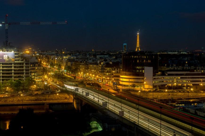 Novotel Paris - La Défense - Executive Zimmer - Ausblick