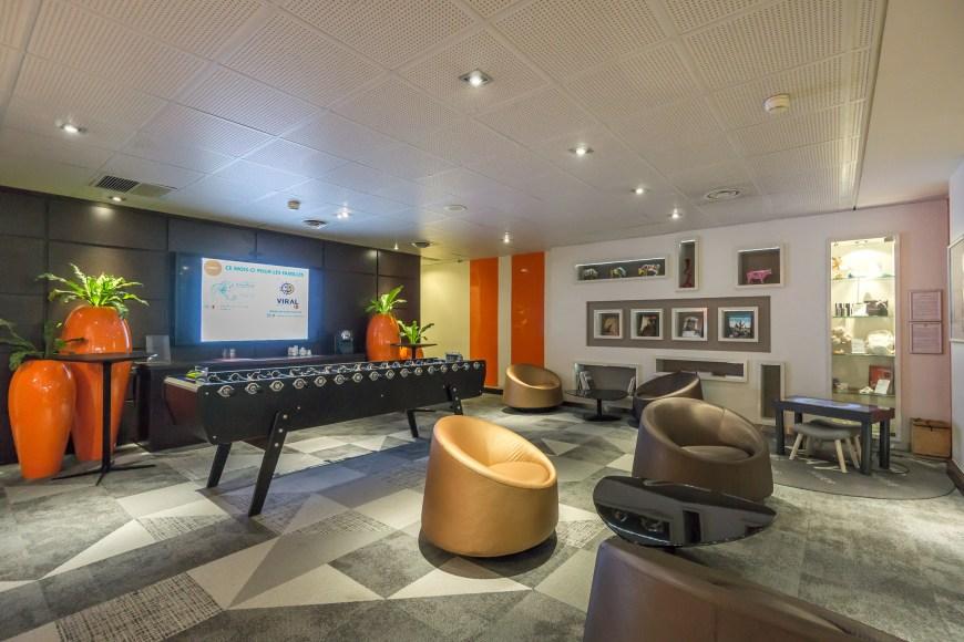 Novotel Paris - La Défense - Lobby