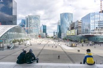 Novotel Paris - La Défense - Umgebung