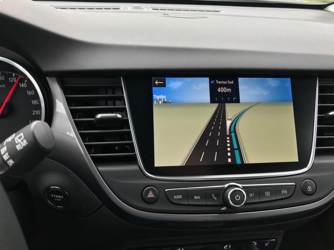 Opel Crossland X - Navi 5.0 IntelliLink