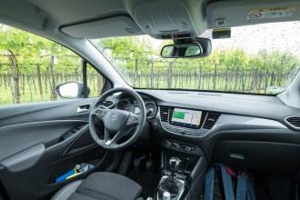 Opel Crossland X - Innenraum Überblick