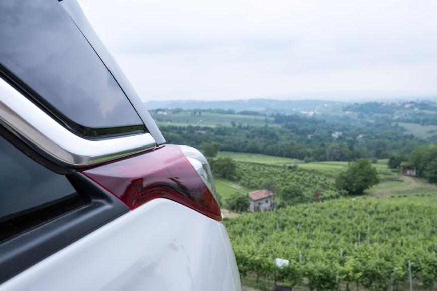 Opel Crossland X - Rücklichter