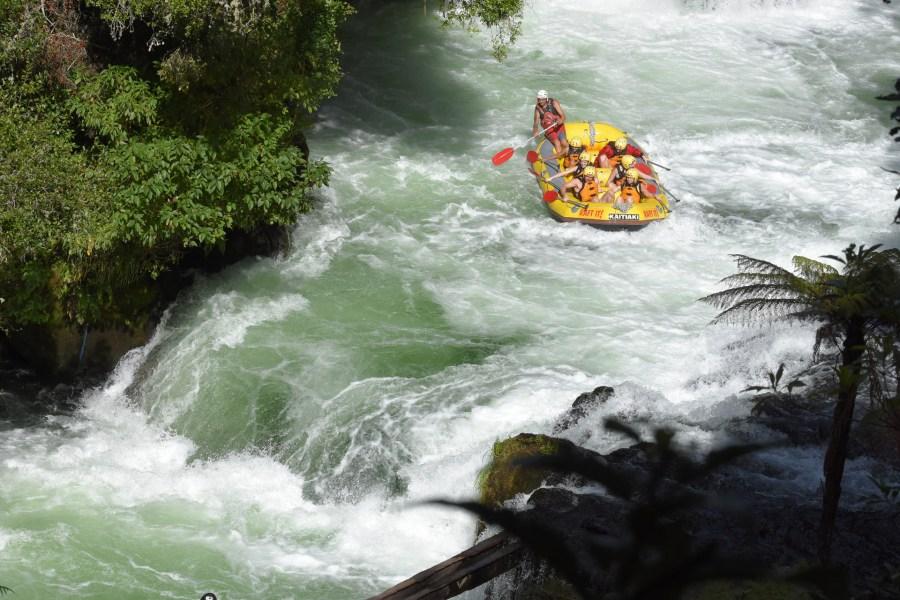 Kaitiaki Rafting Kaituna River - Rotorua