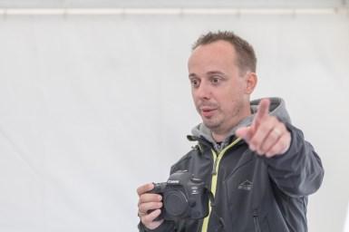 Canon Workshop für Sportfotografie auf Fehmarn - Canon Academy Trainer Daniel Schroff