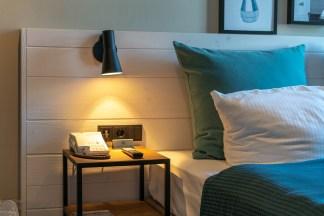 Hotel Heimathafen Usedom - Detailansicht Zimmertyp Ostseeblickkoje