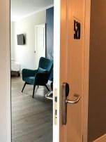 Hotel Heimathafen Usedom - Zimmertyp Ostseeblickkoje