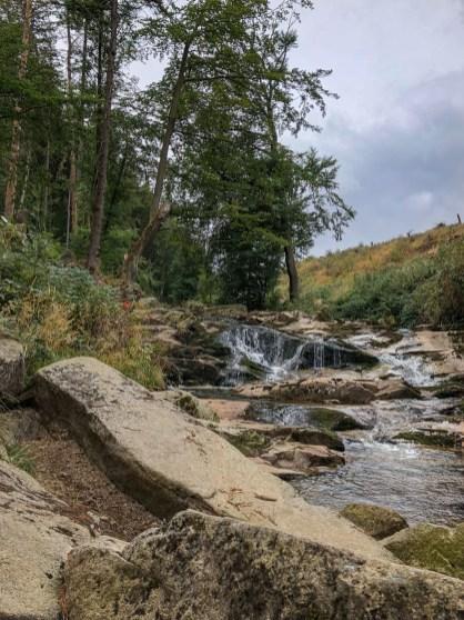 Wanderung Brocken - Ilsefälle