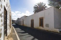 Wanderung Fuerteventura - Von Betancuria zum Morro Velosa - Betancuria Calle Roberto Roldan