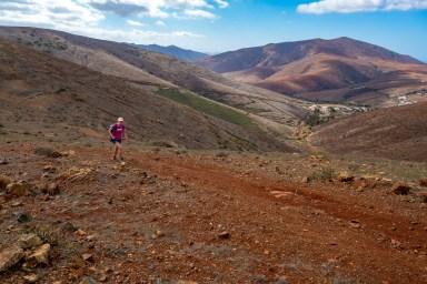 Wanderung Fuerteventura - Von Betancuria zum Morro Velosa - Moro de Tegtuno
