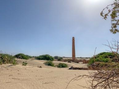 Boa Vista Kapverden - Nord-Südtour mit Baobab Tour - Perola de Chaves