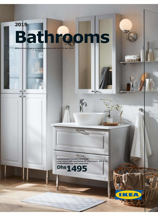 Wow Bathrooms Offers From Ikea Until 1st August Ikea
