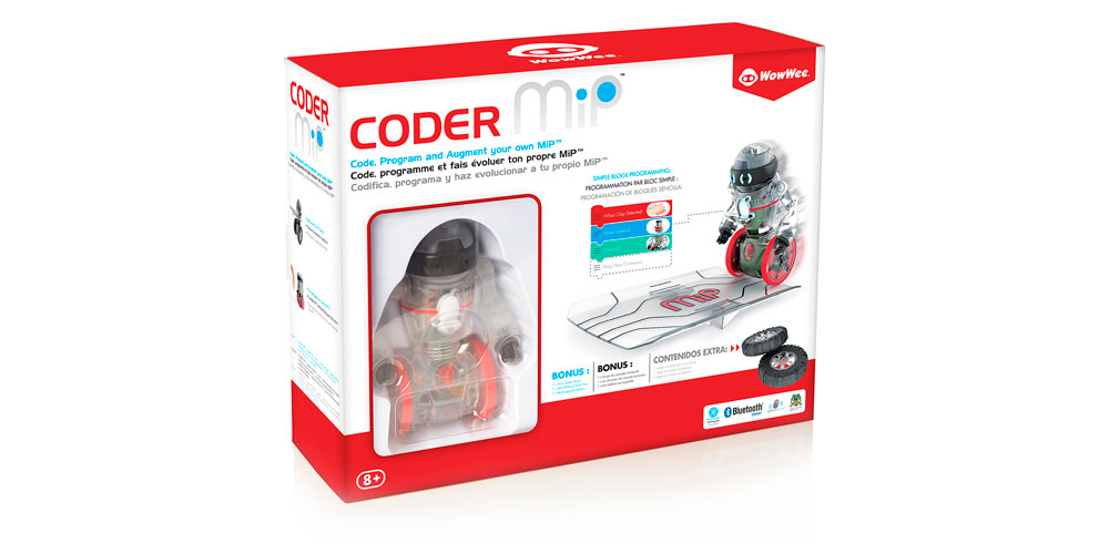 Image result for coder mip robot