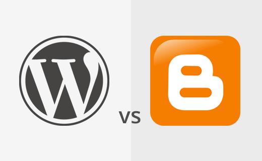WordPress vs. Blogger - Pros and Cons