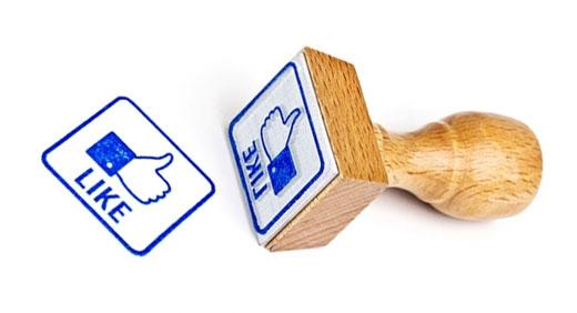 Nhận thêm lượt thích trên Facebook