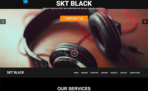 SKT Black