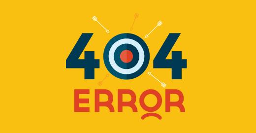 Fixing 404 Errors