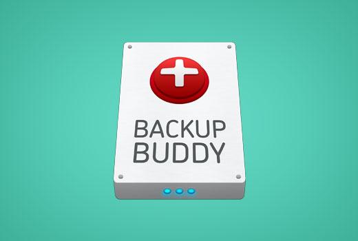 Image - BackupBuddy Plugin