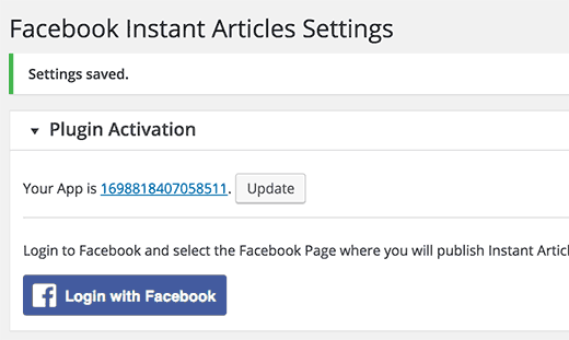Login with Facebook to continue