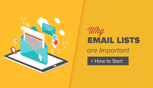 Why Build Email List