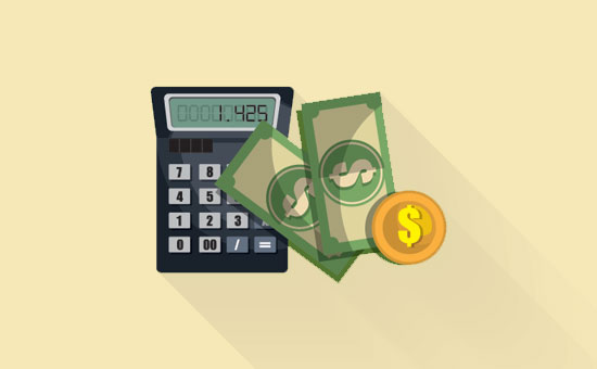 Calculating cost of building a WordPress site