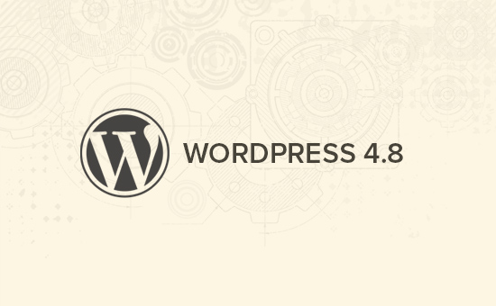 What's coming in WordPress 4.8