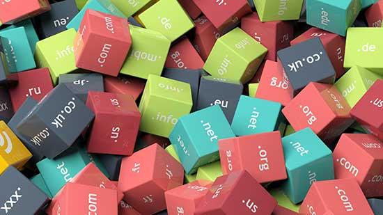 Choosing domain name