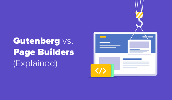 Gutenberg vs Page Builder Plugins