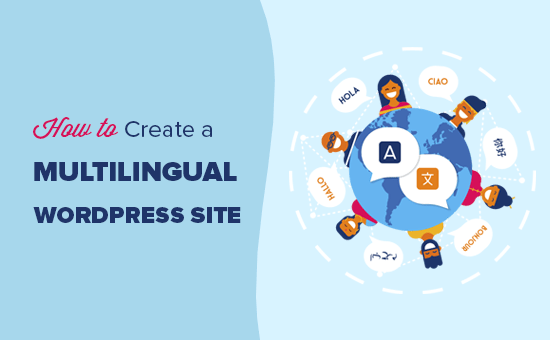 Creating a multilingual WordPress site