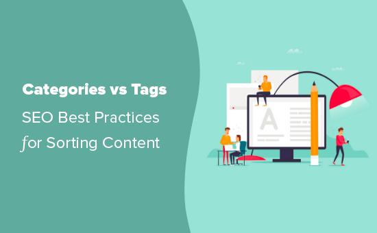 Using categories and tags for sorting content in WordPress