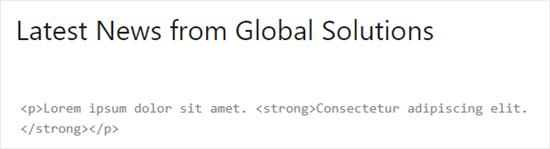 Bloğunuz için HTML kodunu blok düzenleyicide görüntüleme