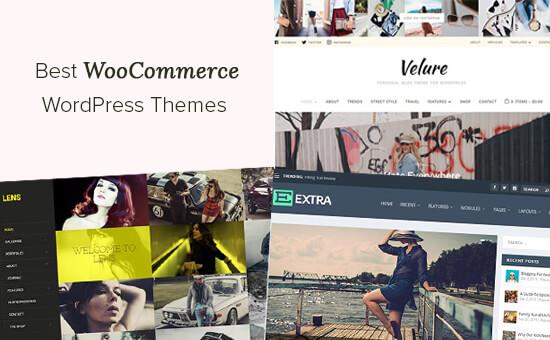 Tema WordPress WooCommerce Terbaik