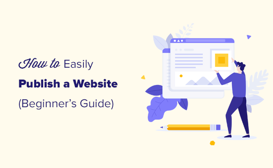 A beginners guide on publishing a website online