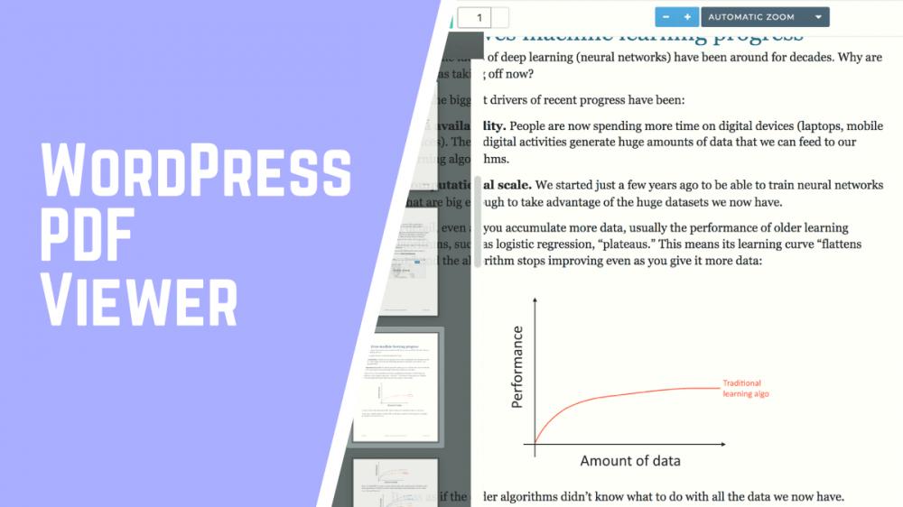 medium resolution of embed pdf in wordpress