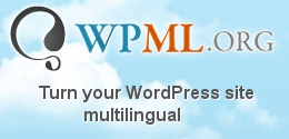 WPML - WordPress site multilingual