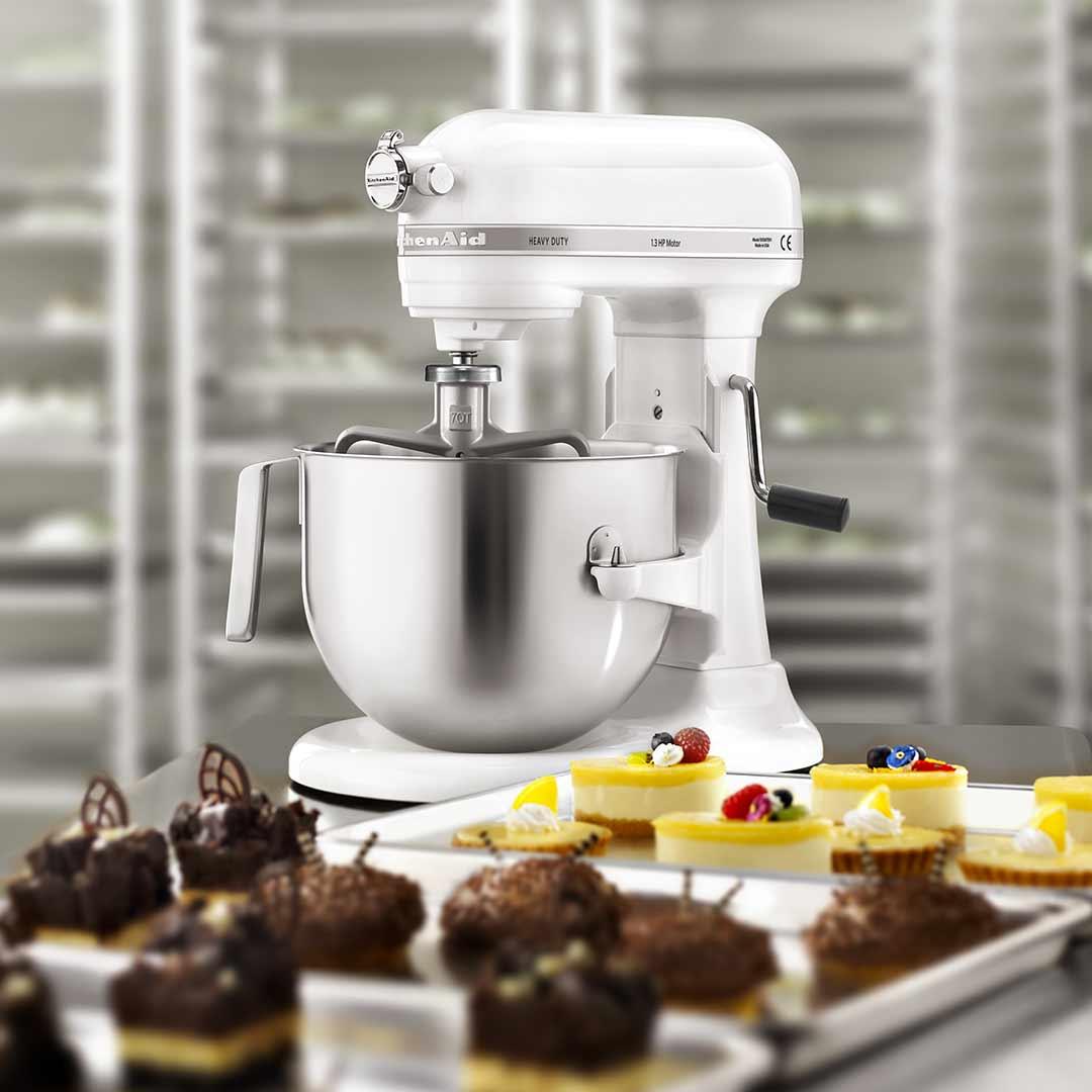 Robot da cucina HEAVY DUTY da 69 L 5KSM7591X  Sito Ufficiale KitchenAid