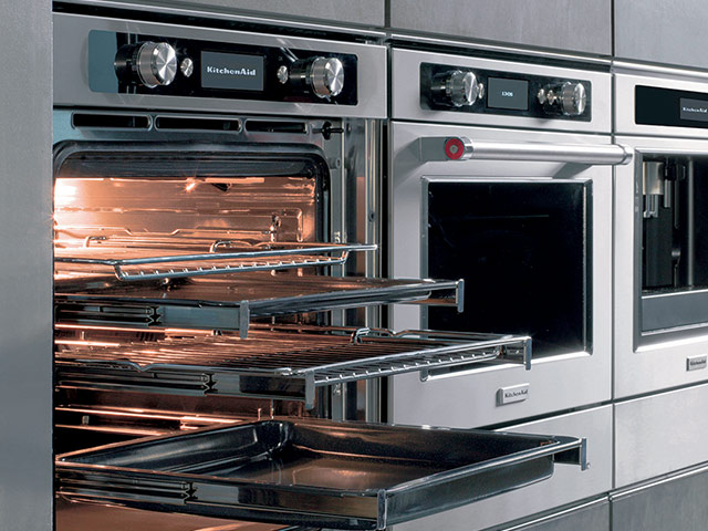 kitchen aid ovens modern sinks multifunction major appliances kitchenaid uk unveils a new style for its