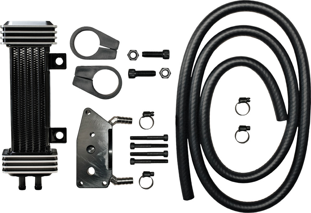 Jagg Oil Coolers (760-1000) Deluxe Oil Cooler System (WPS