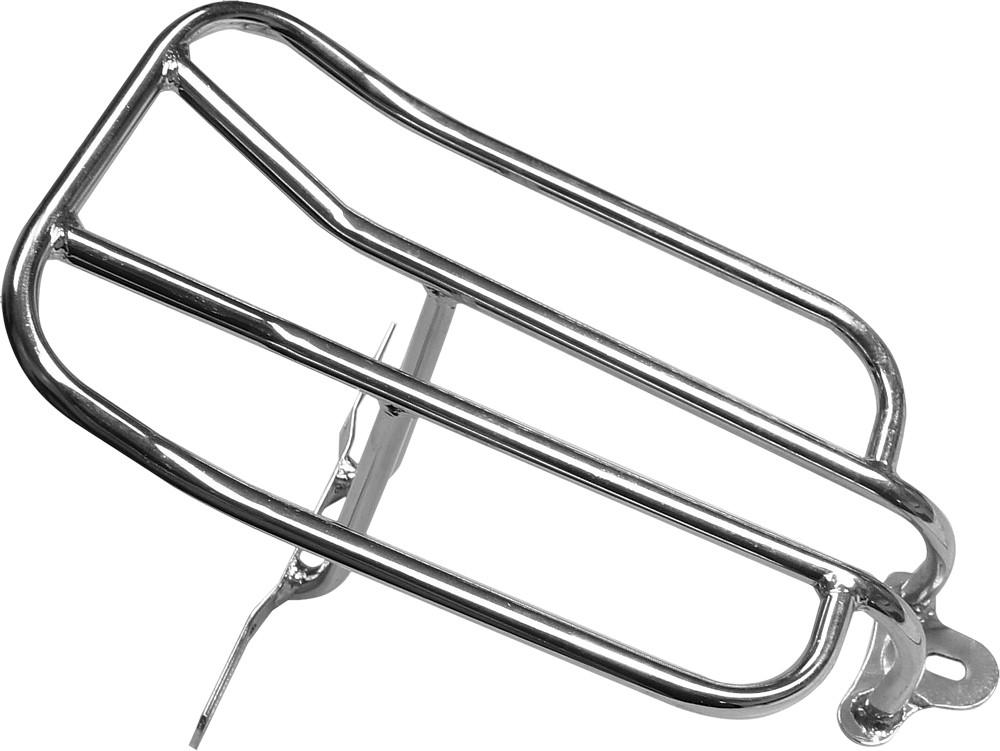 Harddrive Parts (77-0054) Luggage Rack Chrome (WPS PN 820