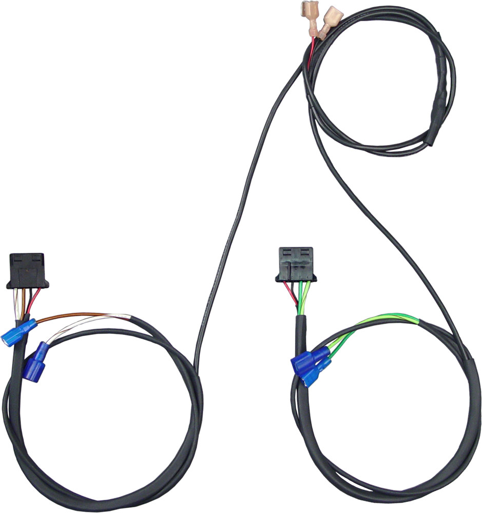 J&M Corporation (HLRK-7252-ISCH) In-Series Wiring Harness