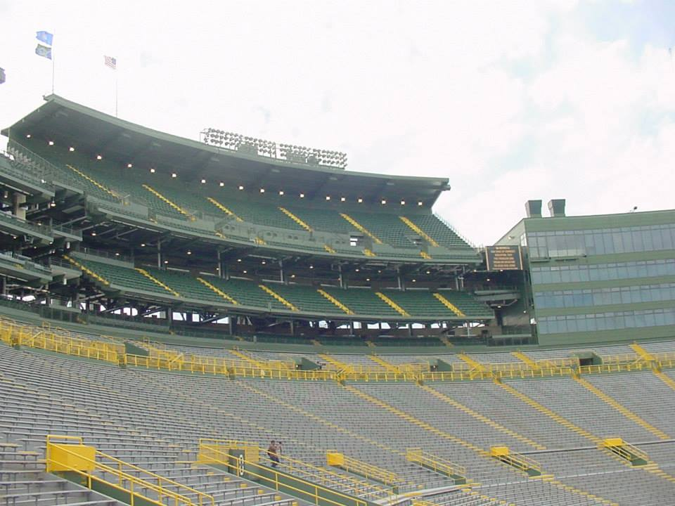 Badgers And LSU Set For Lambeau In 2016 Wisconsin Radio