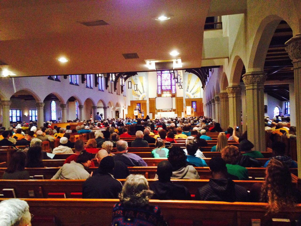 Faith communities converge on Wisconsin Capitol  Wisconsin Radio Network