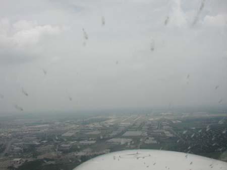 Runway 2R, Dupage (IL)