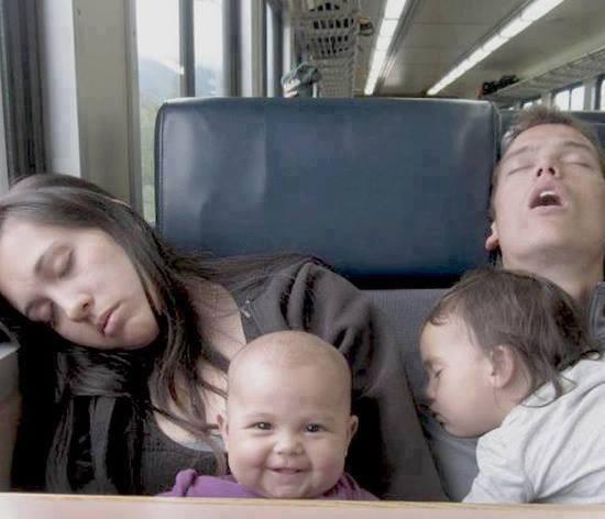 20 Fotos Van Nieuwe Ouders Die Hun Strijd Tegen De Slaap