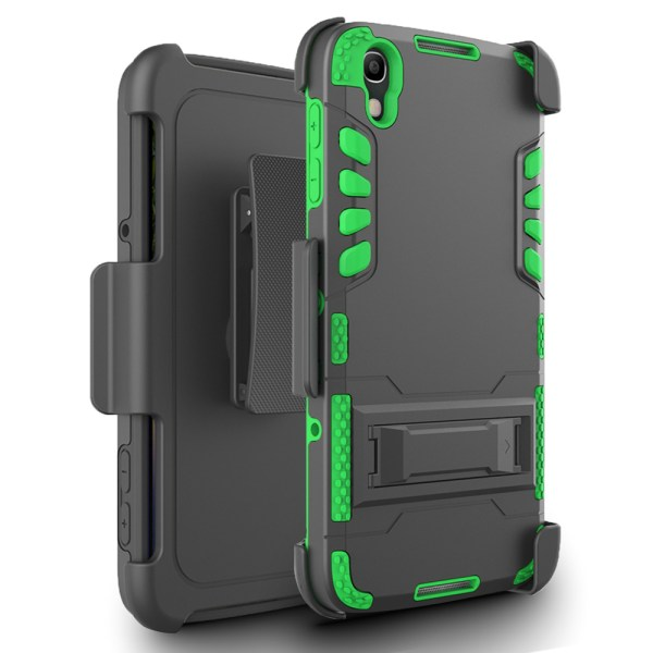 DEFENDER MILITARY TOUGH ARMOR RUGGED CASE WITH BELT CLIP