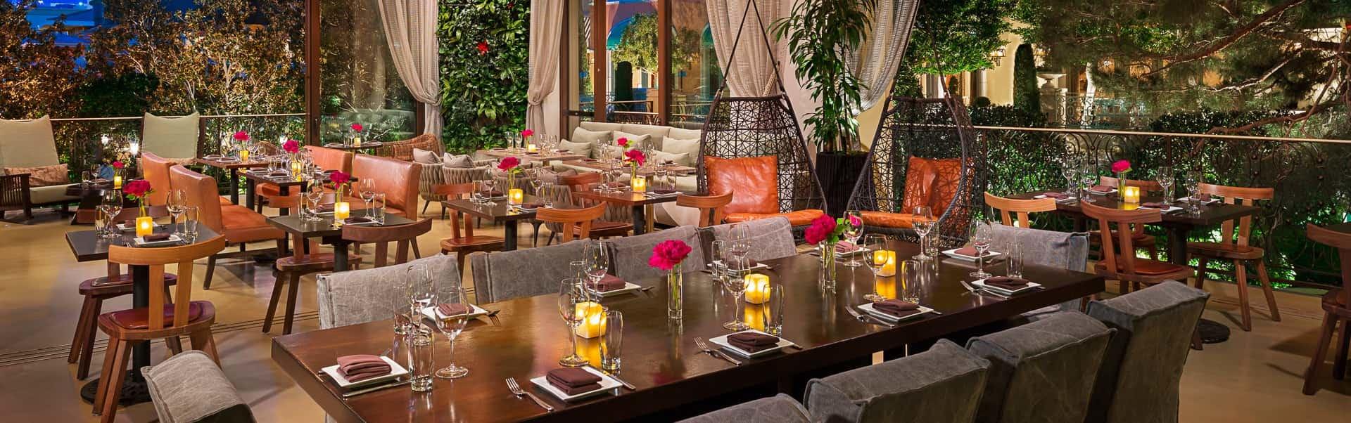 la cave bar restaurant wynn las